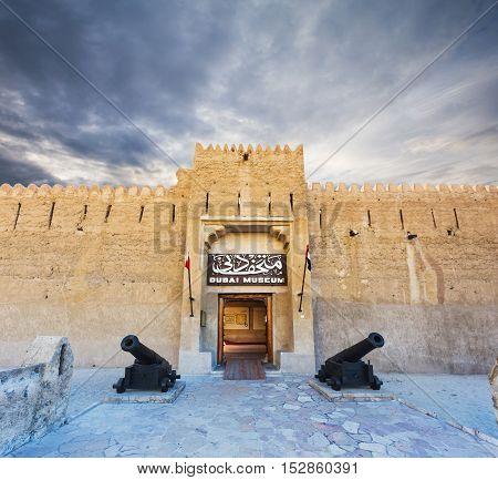 Al Fahidi Fort (1787)