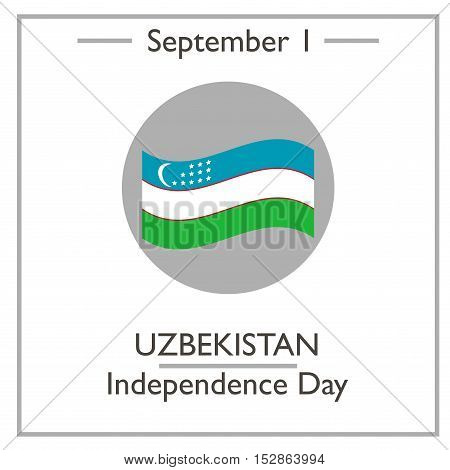 Uzbekistan Independence Day, September 1