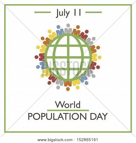 World Population Day, July 11