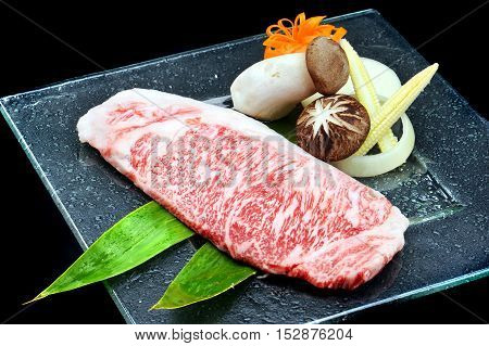 Great Japanese Wagyu Beef
