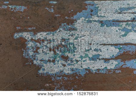 hardboard texture with scratched paint old background pattern
