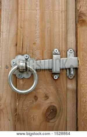 Metal Door Latch