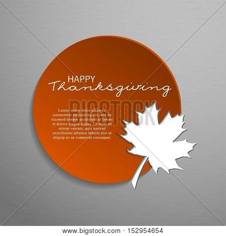 Banner. Happy thanksgiving. Holiday. Thanksgiving poster. Day