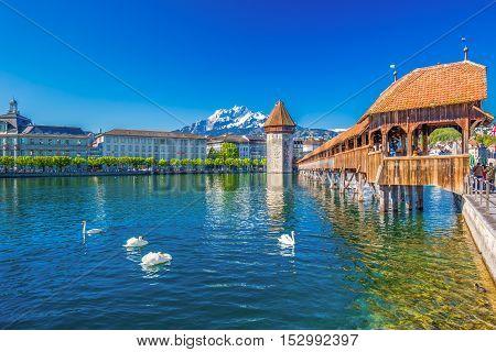 Luzern, Switzerland, Europe.