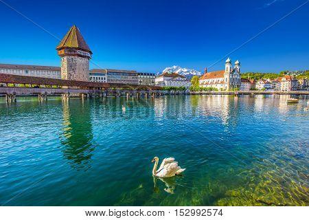 Luzern, Switzerland, Europe