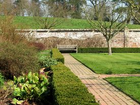 Secluded Walled Garden