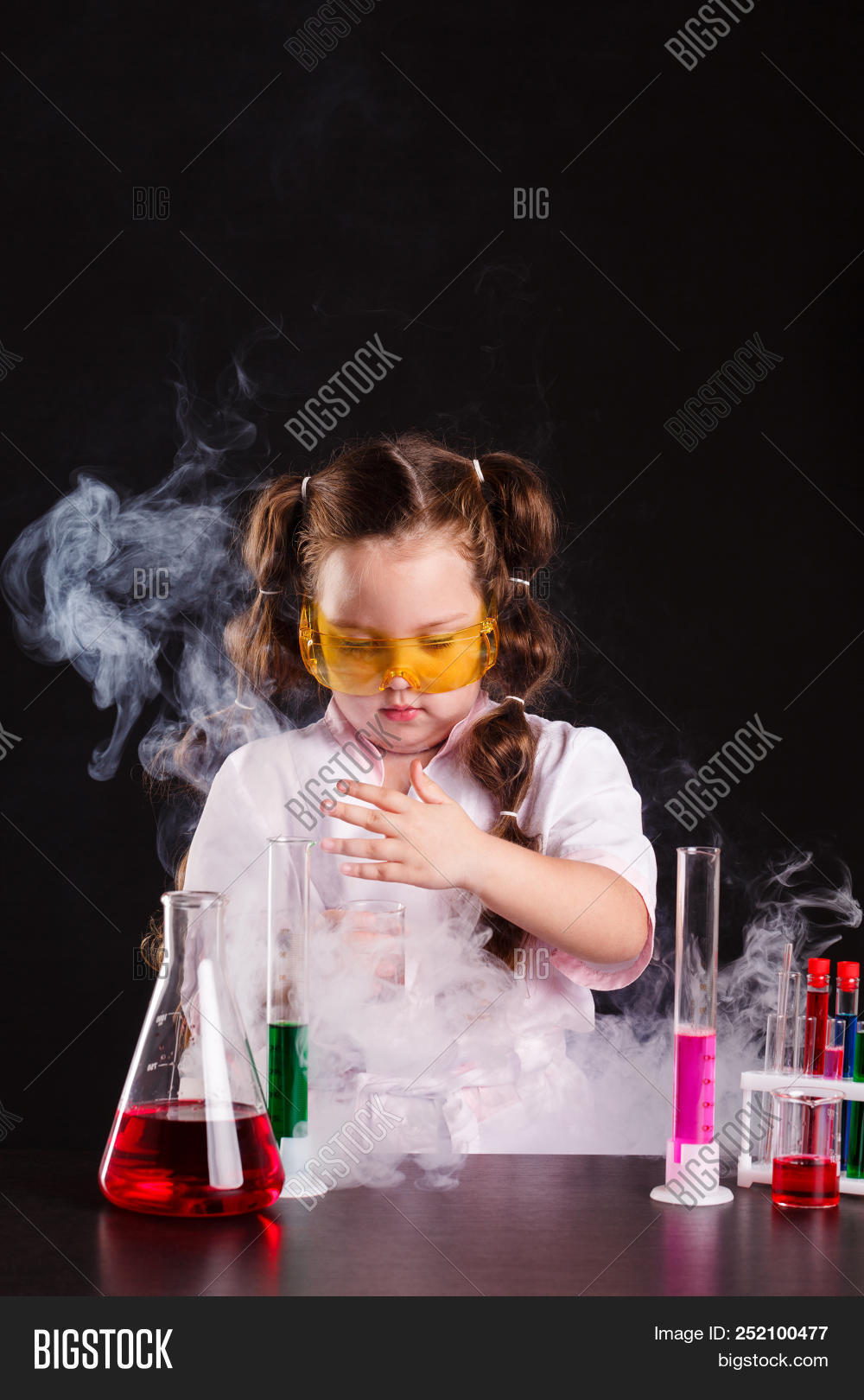 Chemical Experiments Image & Photo (Free Trial) | Bigstock
