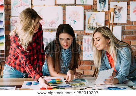 Paint Lesson Art Class Skill Watercolor Technique