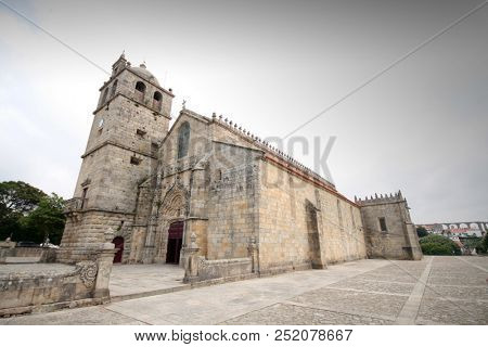 beautiful Church in Portugal