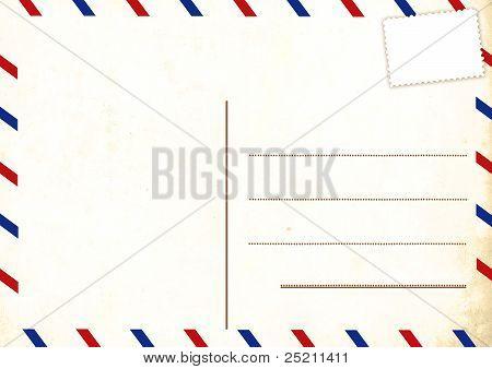 Empty Postcard