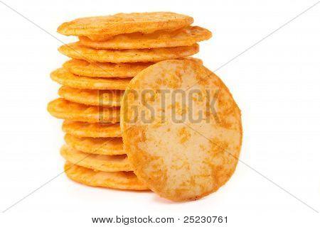 Rice Crackers.