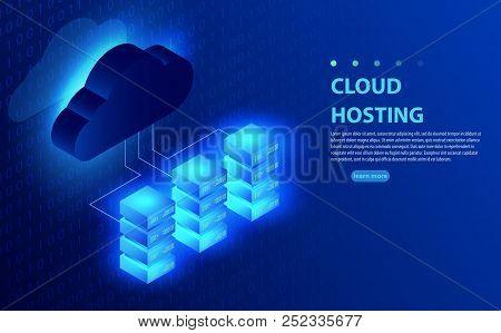 Cloud Computing, Vector & Photo (Free Trial) | Bigstock