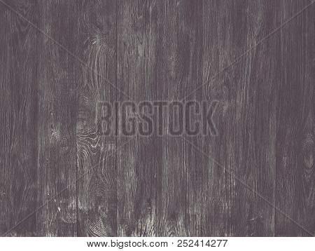 Black And White Wood Texture Background Of Distressed Pine Wood With Knots. Natural White Wooden Tex
