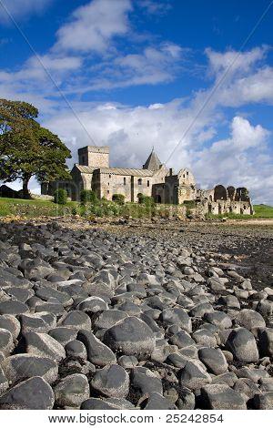 Inchcolm Island Abbey