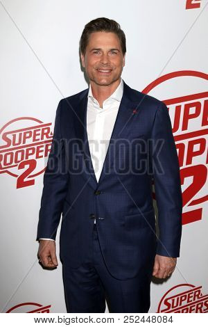 LOS ANGELES - APR 11:  Rob Lowe at the