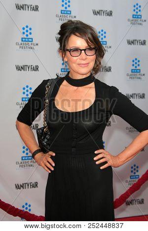 LAS VEGAS - APR 12:  Jennifer Grey  at the TCM Classic Film Festival - 40th Anniv of