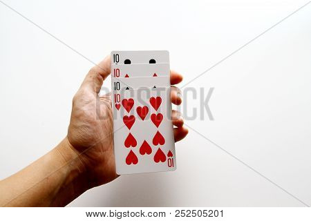 Playing Card As Background / A Card Game Is Any Game Using Playing Cards As The Primary Device With