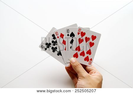 Lucky Ten Card Games / A Card Game Is Any Game Using Playing Cards As The Primary Device With Which