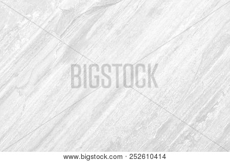 Slate Texture On Slate-phyllite Metamorphic Rock Transformation Background, Faded Black And White Of