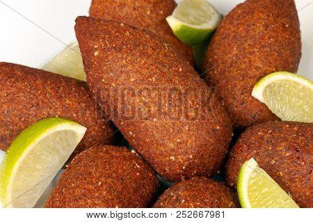 Quibe, Brazilian snack