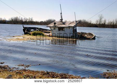 Bayou Barge