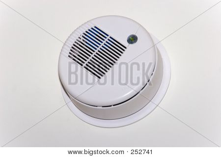 Electronik 01 Smoke Detector