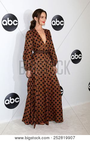 LOS ANGELES - AUG 7:  Leighton Meester at the ABC TCA Party- Summer 2018 at the Beverly Hilton Hotel on August 7, 2018 in Beverly Hills, CA