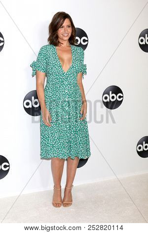 LOS ANGELES - AUG 7:  Mercedes Mason at the ABC TCA Party- Summer 2018 at the Beverly Hilton Hotel on August 7, 2018 in Beverly Hills, CA