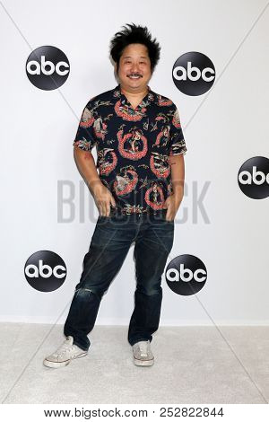 LOS ANGELES - AUG 7:  Bobby Lee at the ABC TCA Party- Summer 2018 at the Beverly Hilton Hotel on August 7, 2018 in Beverly Hills, CA