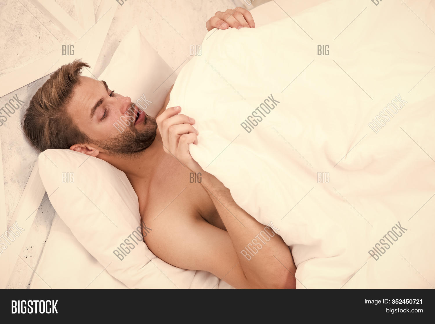 What do guys do with morning wood