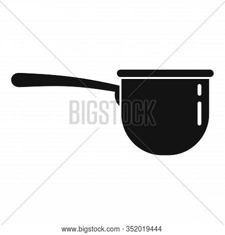 Plastic Tableware Icon. Simple Illustration Of Plastic Tableware Vector Icon For Web Design Isolated
