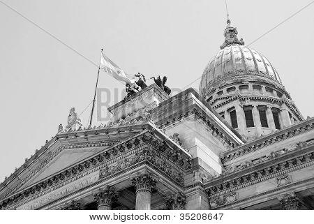 Argentine Congress in Buenos Aires
