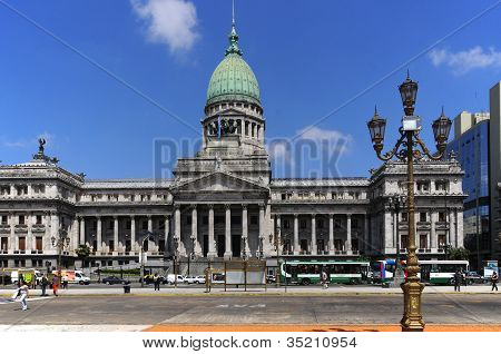 Congress in Buenos Aires Argentina