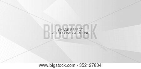 Halftone Dynamic Gray Vector Background. Geometric Dots Texture. Halftone Wallpaper. Grain Pattern.