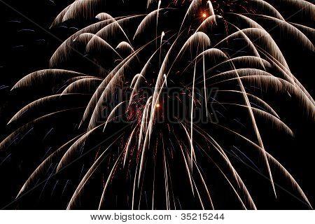 Solvang Fireworks #2