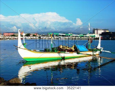 Legazpi Fishing Boat