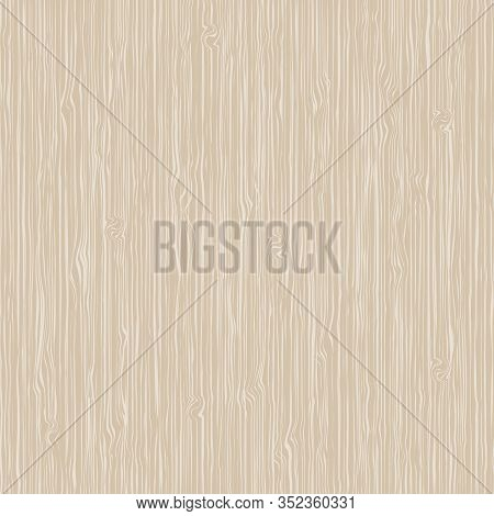 Wood Texture. Wood Abstract Background Vector Illustration