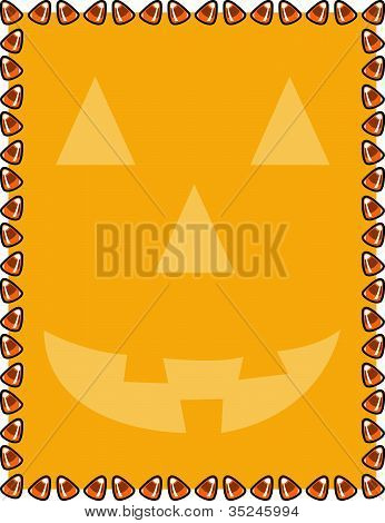 Background Halloween Pumpkin Clip Art