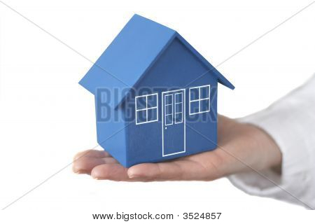 House In The Palm Of Your Hand