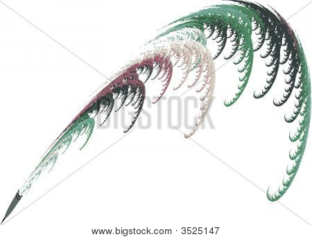 Feather Pen.Eps