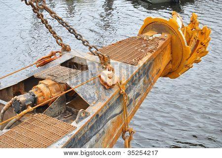 Boat Destruction