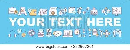 Self Education Word Vector Photo Free Trial Bigstock