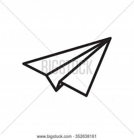Paper Plane Vector Vector Photo Free Trial Bigstock