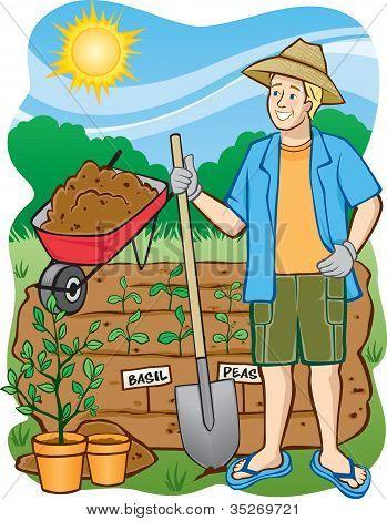 Gardening: Digging In