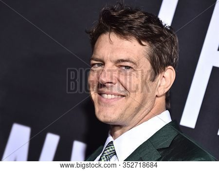 LOS ANGELES - FEB 24:  Jason Blum arrives for 'The Invisible Man' Premiere on February 24, 2020 in Hollywood, CA