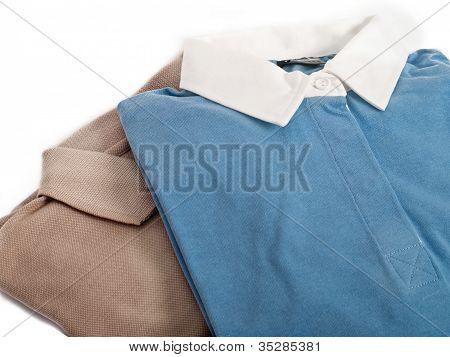 Two Polo-shirts