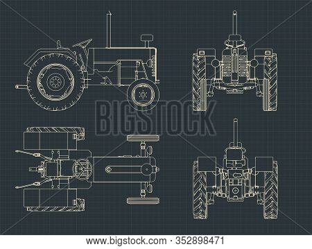 Tractor Drawings