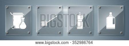 Set Plastic Bottles For Liquid Dishwashing Liquid, Plastic Bottles For Liquid Dishwashing Liquid, To