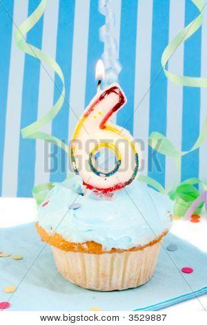 Boy'S Sixth Birthday