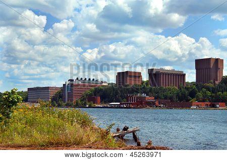 Michigan Tech Besides Portage Lake